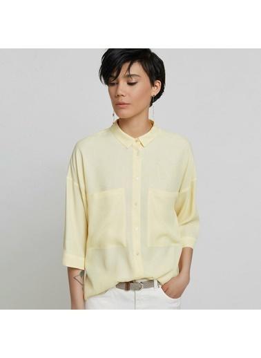 Yargıcı Gömlek Sarı
